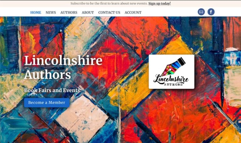 Lincolnshire Authors